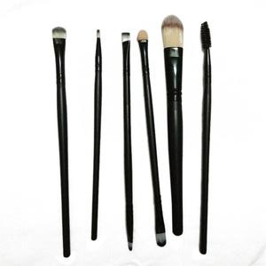 Elaco 6PCS Cosmetic Makeup Brush Lip Makeup Brush Eyeshadow Brush