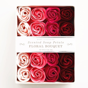 Floral Bouquet Soap Petals 20-Piece 2.11 oz each