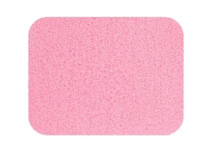 YABINA Face Sponge - Exfoliating Facial Makeup Sponges - Cruelty Free Vegan - Body Skin Acne Dry Eczema Exfoliate Cleansing (Soft-Pink- Sensitive Skin)