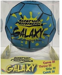 Wave Runner Galaxy Water Bouncer Ball, Blue by Wave Runner