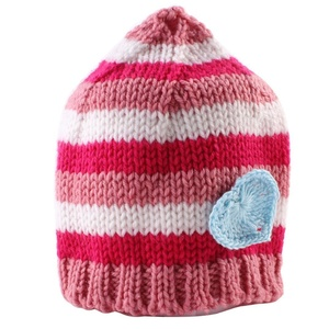 Binmer(TM) Newborn Baby Girl Boy Infant Toddler Knitting Crochet Hat Soft Hat Cap (A)