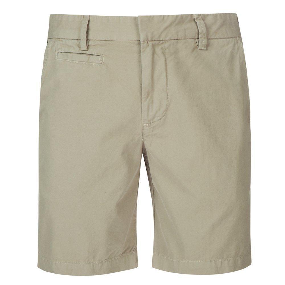 Save Khaki Men's Bermuda Short SK926-US Light Grey SZ 30