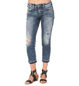 Silver Jeans Co. Sam Dark Wash 31 x 25