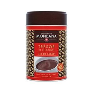 Monbana Tresor de Chocolate 250g - Pack of 2