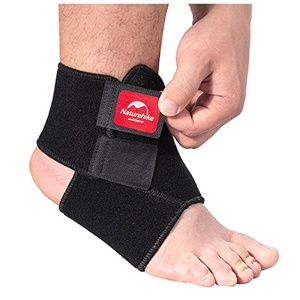 Naturehike 1pcs Ankle Support Brace Running Foot Support Ankle Support Braces with Adjustable Strap(S)