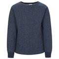 Save Khaki Men's Ragg Sweater SK366 Navy Bird SZ M