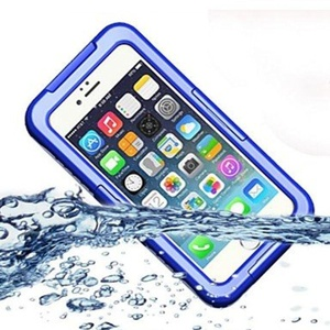 Waterproof And Dustproof Popular Brands Case for iPhone 6(Assorted Colors) ( Color : Red , Compatible Models : IPhone 6s Plus/6 Plus )