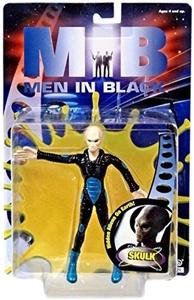 Men in Black movie Skulk action figure by Men in Black