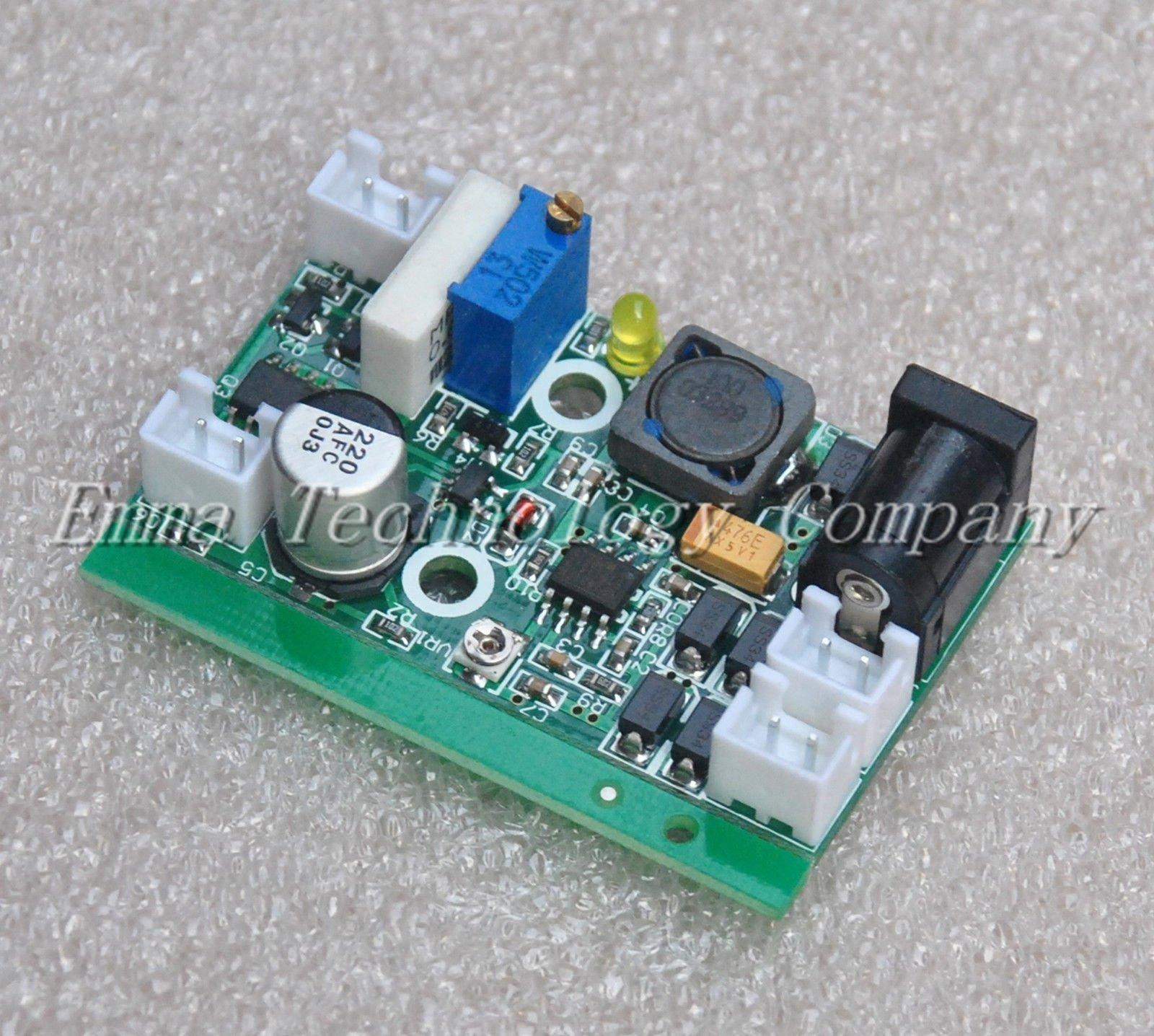 Online Store Diode Driver 12v Ttl For 405nm 450nm 520nm 1w 16w 2w Laser Circuit Blue Green Module