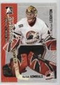 Michael Leighton (Hockey Card) 2005-06 In the Game Heroes and Prospects #102