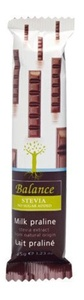 Klingele Balance - Chocolate - Milk Praline - 35g by Klingele Balance