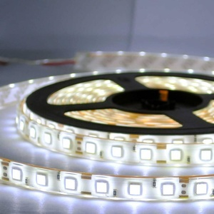 SE ELECTRONICS 16.4FT 5M SMD 5050 Waterproof 300LEDs Cool White LED Strip Light ,LED Flexible Ribbon Lighting Strip,12V 72W SUPER BRIGHT