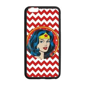 Wonder Woman iPhone 6plus cases,iPhone 6s plus cases,Custom TPU Phonecases for iPhone 6plus,iPhone 6s plus
