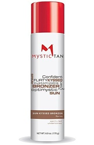Mystic Tan SUN-KYSSED BRONZER Spray - 6 oz. by Mystic Tan