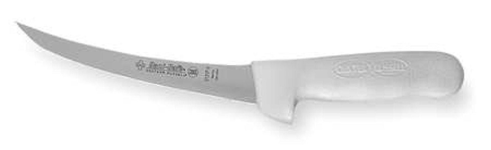 Boning Knife, Flex, Curved, 6 In, NSF