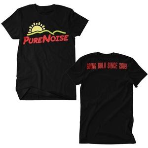 Pure Noise Records Men's Sunrise T-shirt Large Black