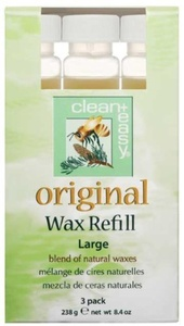 Clean & Easy Wax Refill 3-pack Small Original by Clean & Easy