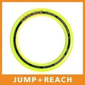 Aerobie Throw Ring Sprint Yellow 9.84 by JUMP+REACH - #1 for DiscSport in Europe