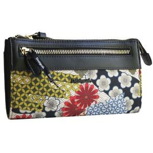 Desigual Angelina Wristlet Handbag Japan Fresh