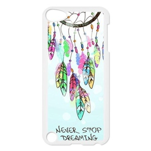 iPod Touch 5th Gen Case,iPod 5 Cover,iPod Case,iPod Touch 5 Case,Case for IPod Touch 5,Dream Catcher Pattern Hard Plastic Back Case Cover Skin for iPod Touch 5,5th Generation