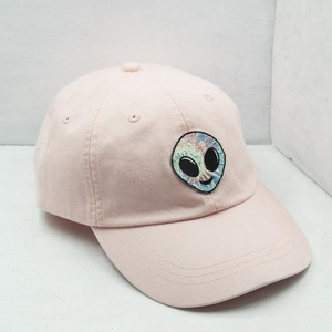 Quirky Baseball Hat with Optional Embroidered Patch
