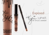 Kylie Jenner Lip Gloss Matte Exposed Lipstick