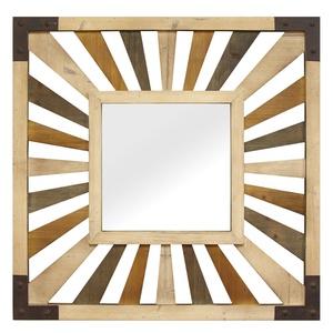 Stratton Home Decor S01640 Gigi Wood Mirror