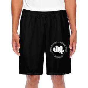 Athletic Men's Don't Roll With White Belts! Sports Summer Shorts