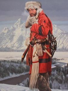 Michael Gnatek - Wyoming Trapper