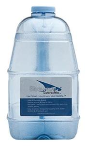Bluewave BPA Free 1 Gallon Square Reusable Bottle by Blue Wave