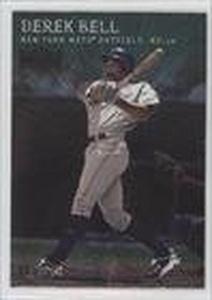 Derek Bell (Baseball Card) 2000 Skybox Metal Emerald #6