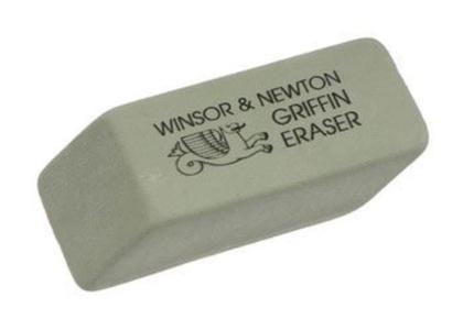 Winsor & Newton : Griffin Eraser by Winsor & Newton