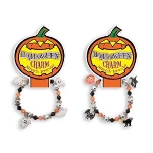Halloween Stretch Charm Bracelet by DM Merchandising