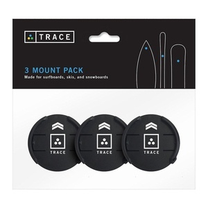 Trace Mens One Size Black