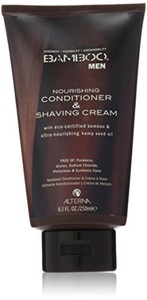 Alterna Bamboo Men Nourishing Conditioner and Shaving Cream by Alterna for Men, 8.5 Ounce by Alterna