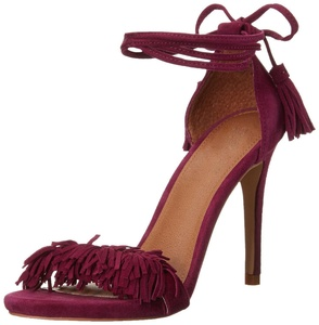 AIWEIYi Womens High Heels Sandal Tassel Gladiator Sandasl strappy Open Toe Summer Dress Party shoes