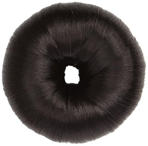 Hair By MissTresses Black Hair DoNut by Hair By MissTresses