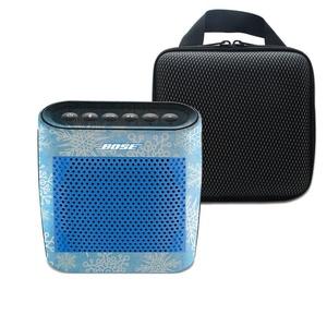 3C-LIFE christmas day gift for Bose Soundlink Color Wireless Bluetooth Speaker Soft Carrying Travel Storage Case Bag + bose color speaker sticker skin