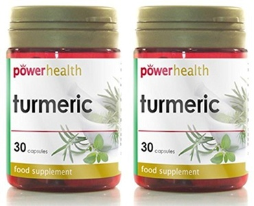(2 Pack) - Power Health - Tumeric 500mg | 30's | 2 PACK BUNDLE by Power Health