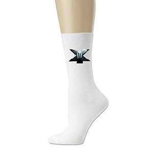 Apocalypse sport sock White Perfect fits shoe size 6-10