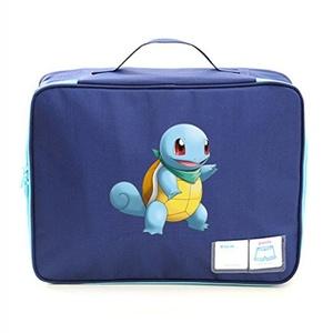Aoapp Cartoon Pokemon Squirtle Oxford Portable Storage Bags Travelling Cosmetics Organize Bag