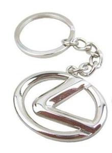 Lexus 3D Chrome Key Chain by Auto Accessories