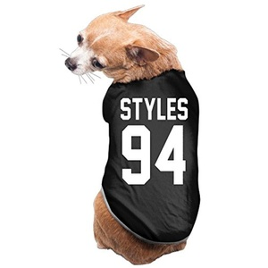 Styles 94 Birth Year Celebration Cute Dog Shirt S Black