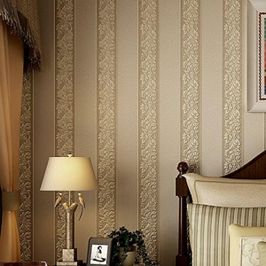 XH@G DIY wall 3D wallpaper adhesive-bonded cloth wallpaper TV background wall-paper 1000cm*53cm , 2