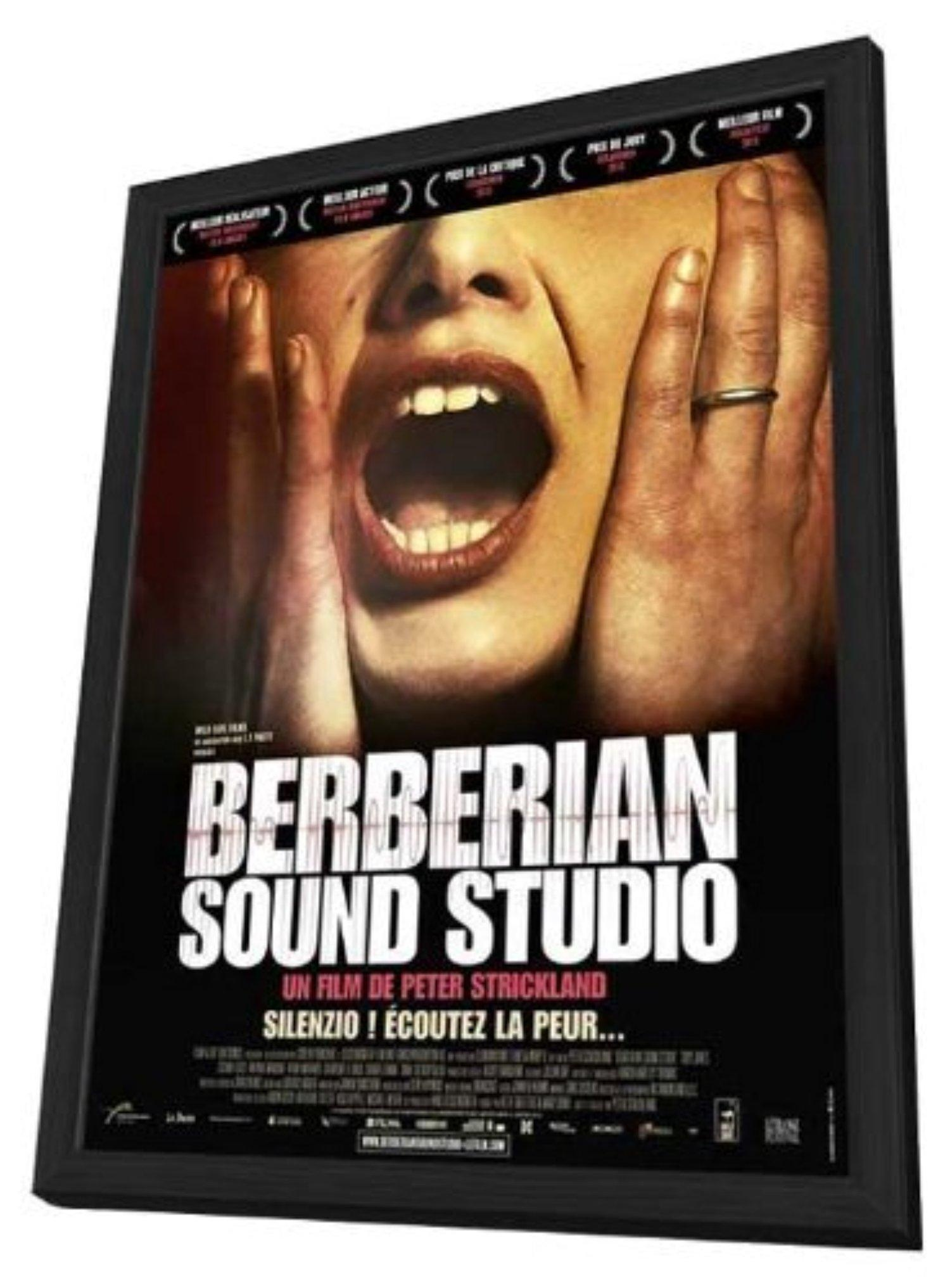 Film poster frame