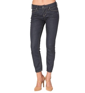 Silver Jeans Co. Aiko Ankle Skinny Rinse Wash 31 x 27