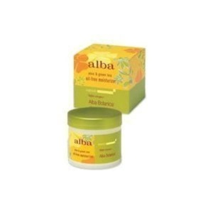 Alba Botanica: Natural Hawaiian Moisturizer Aloe & Green Tea, 3 oz (2 pack) by Alba Botanica