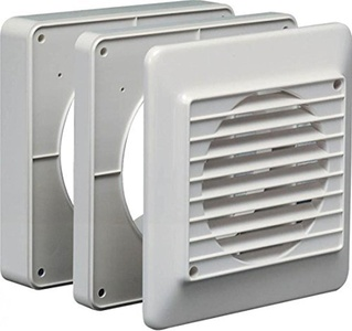 WINDOW KIT FOR 150mm FANS 401900 by Air Vent