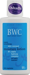 Beauty Without Cruelty Moisturizing Lotion Skin Renewal -- 4 fl oz