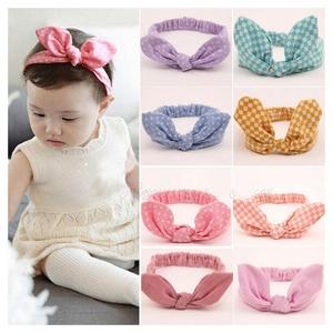 Baby Girl Hair Accessories Toddler Bowknot Hairband Headband Hair Band Headwear